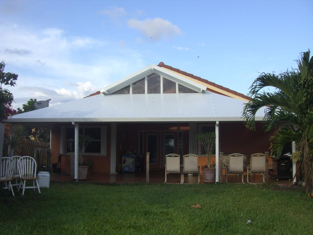 SEE OUR WORK. Show All. Roofs. Patio Enclosures